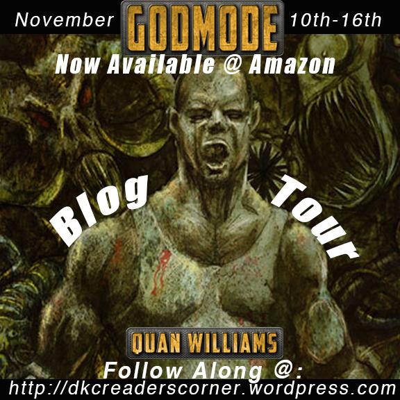 Godmode Blog tour